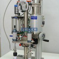 Llenadoras de aerosol semiautomática Sigmapack