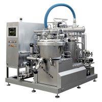 Mezcladoras industriales de alimentos
