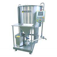 Mezcladoras industriales para alimentos Sigmapack