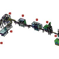 Máquinas para wet wipes Sigmapack