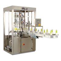 Llenadoras de líquidos Sigmapack